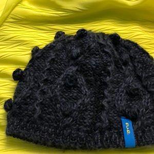 Fur Headwear by Turtle fur beanie